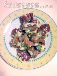м'ясо для ковбаси