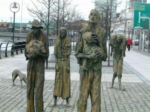 Великий голод в Ірландії