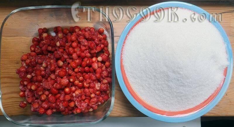 ягоди суниці