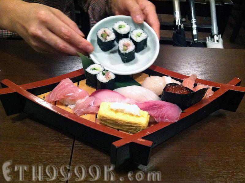 суші-ресторан