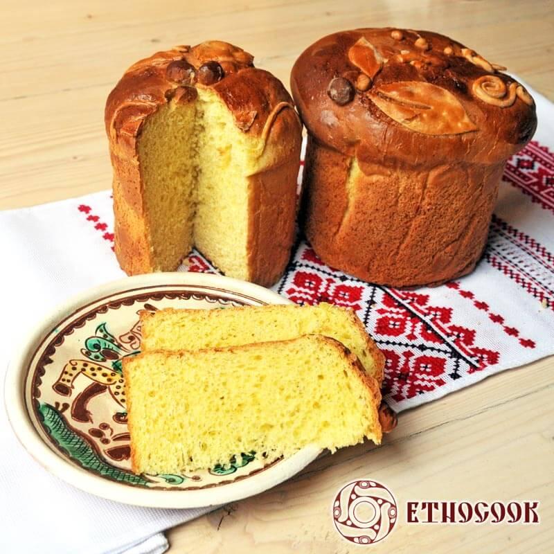 великодній хліб