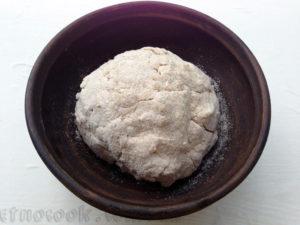 Рецепт тіста для галушок від українського кулінарного блогу Етнокук